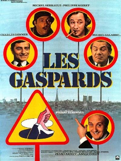 Скачать Гаспары / Les gaspards (1974) DVDRip торрент - Torrentos